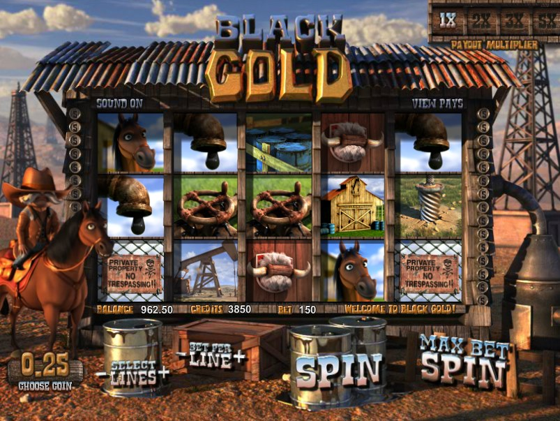 Black Gold demo