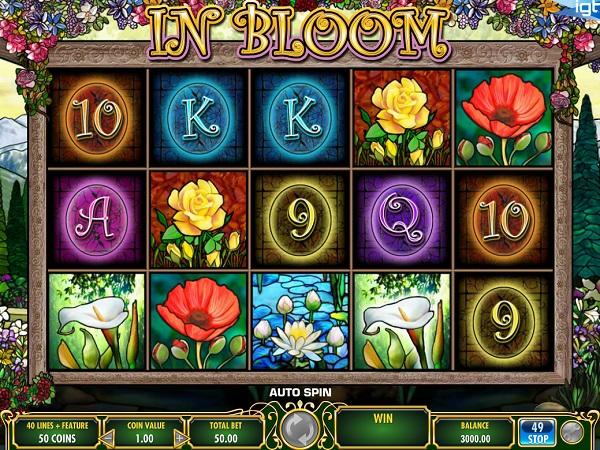 In Bloom demo