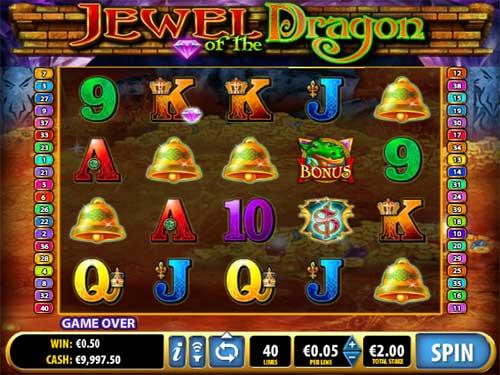 Jewel of the Dragon demo
