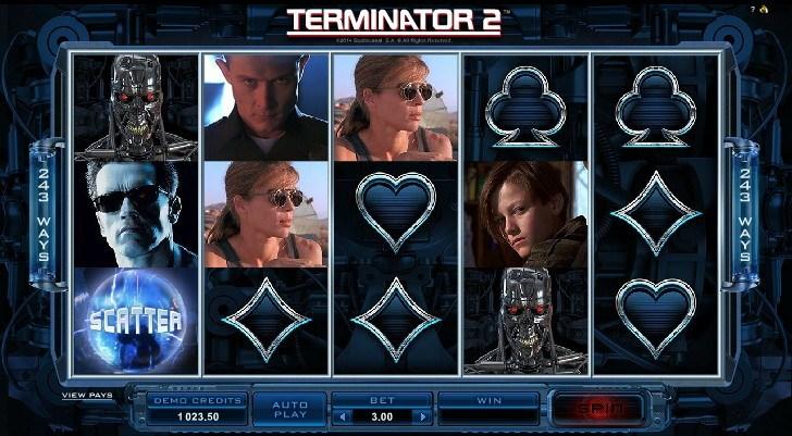 Play Terminator 2 Slots Online - Claim Free Spins