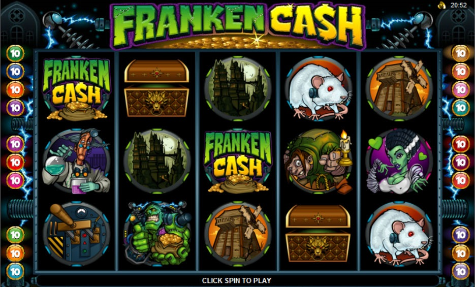 Franken Cash demo