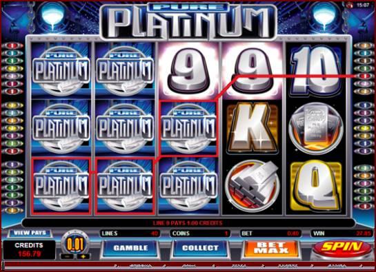 Pure Platinum demo