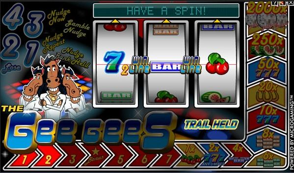 The gee gees slot machine full house casino apk