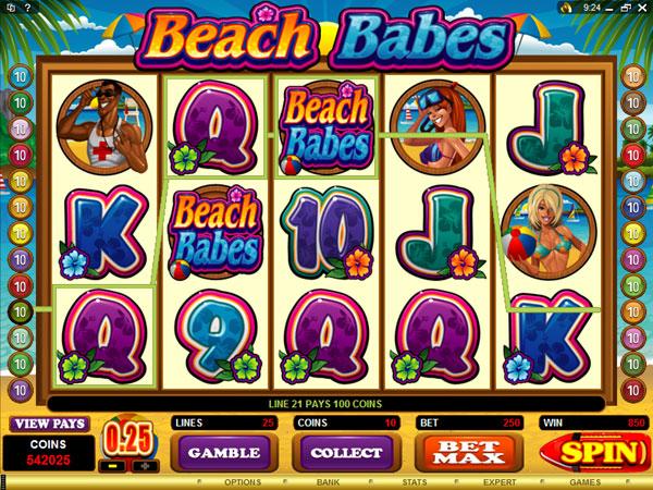 Spiele Beach Babes - Video Slots Online
