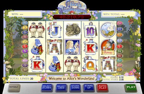 Alices Wonderland demo