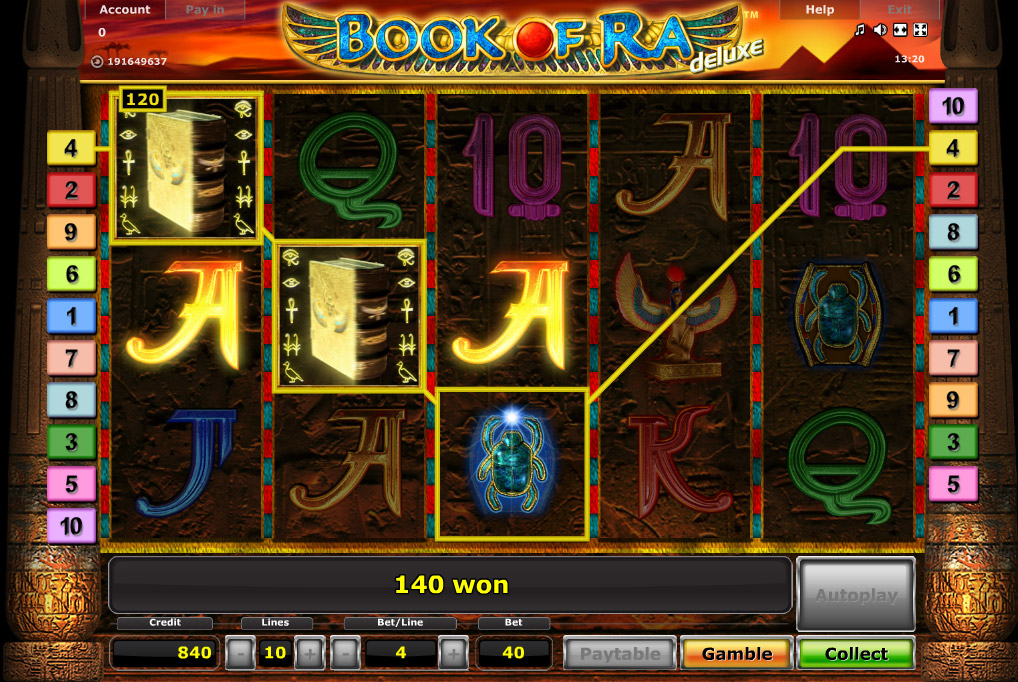 book of ra slot machine free download for pc