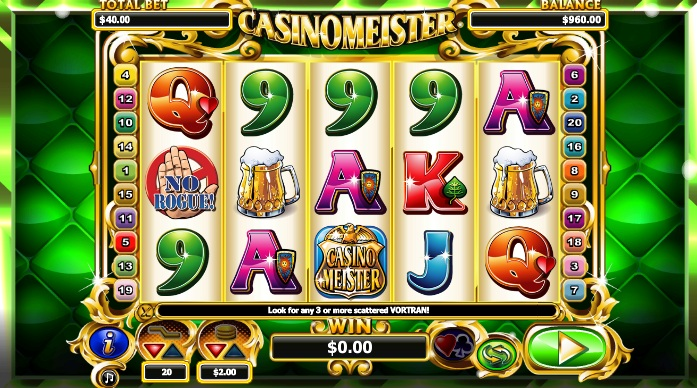 Casinomeister demo