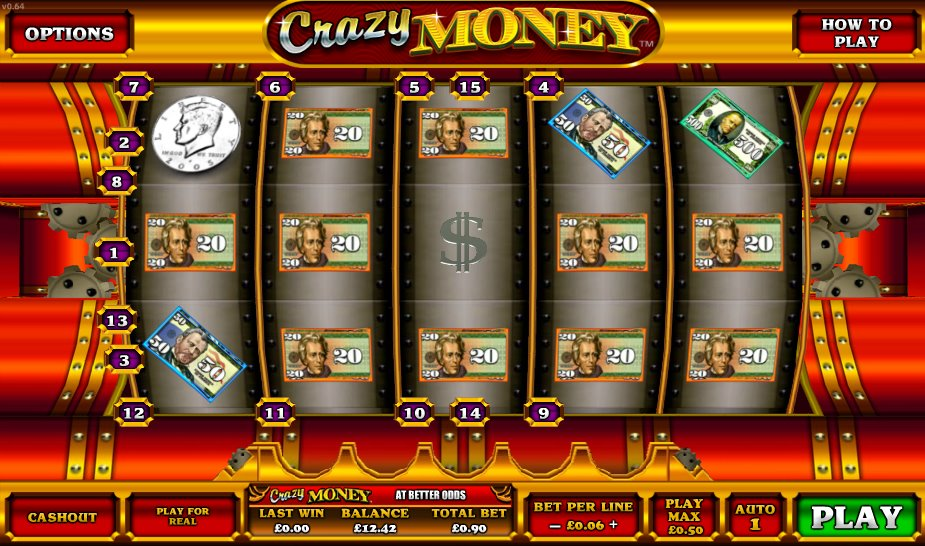 Crazy Money demo