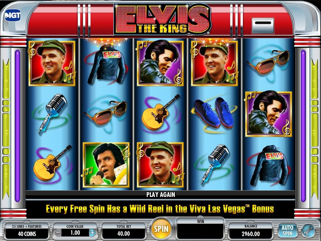 Elvis Slots Free Play