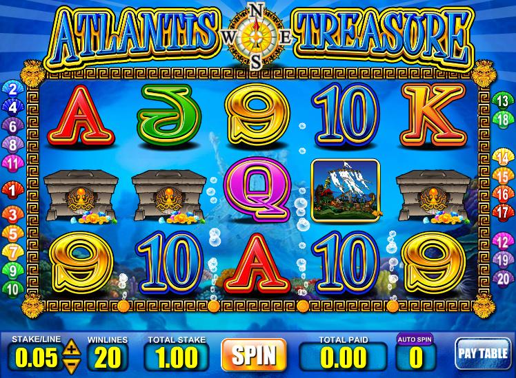 Treasure Slots