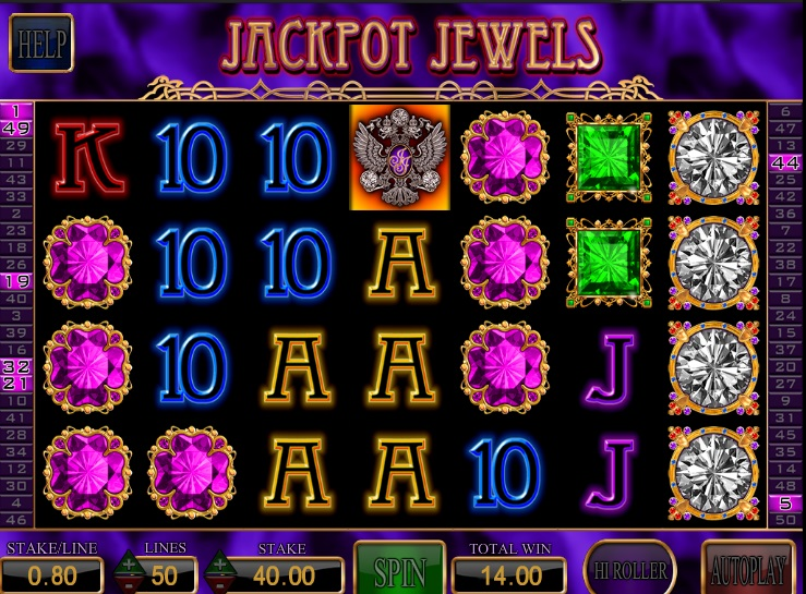 Jackpot Jewels demo