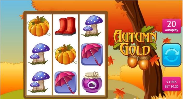 Autumn Gold demo