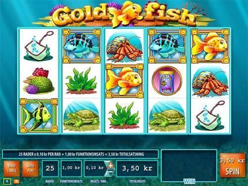 Gold Fish demo