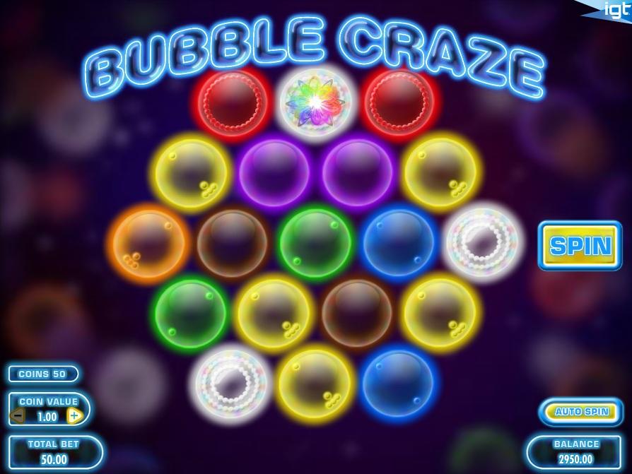 Bubble Craze demo