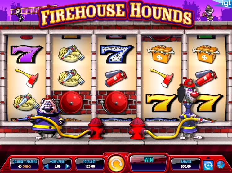Firehouse Hounds demo