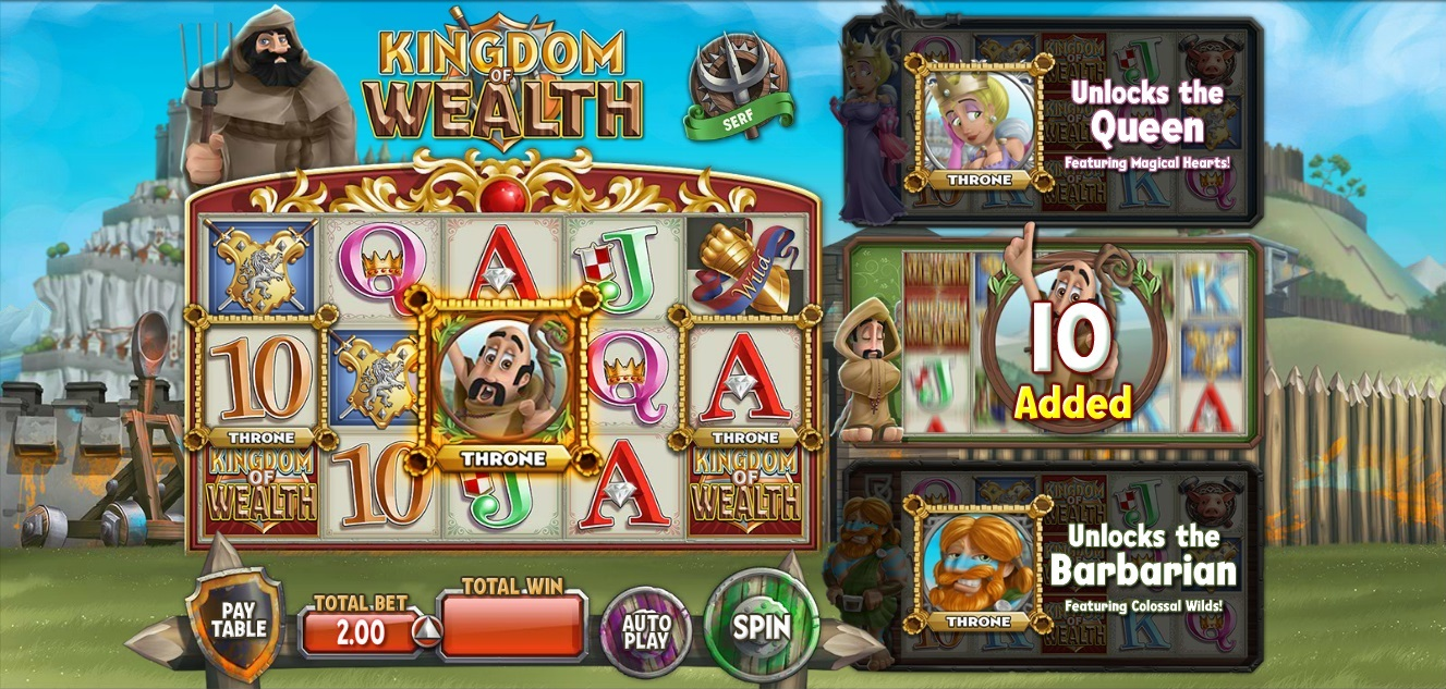 Kingdom of Wealth demo
