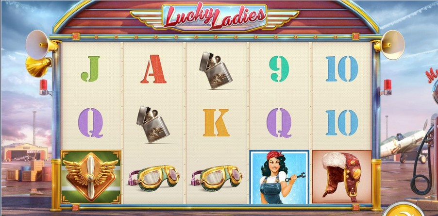 Lucky Ladies Slot