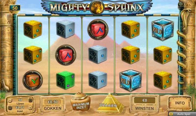 Mighty Sphinx Slot