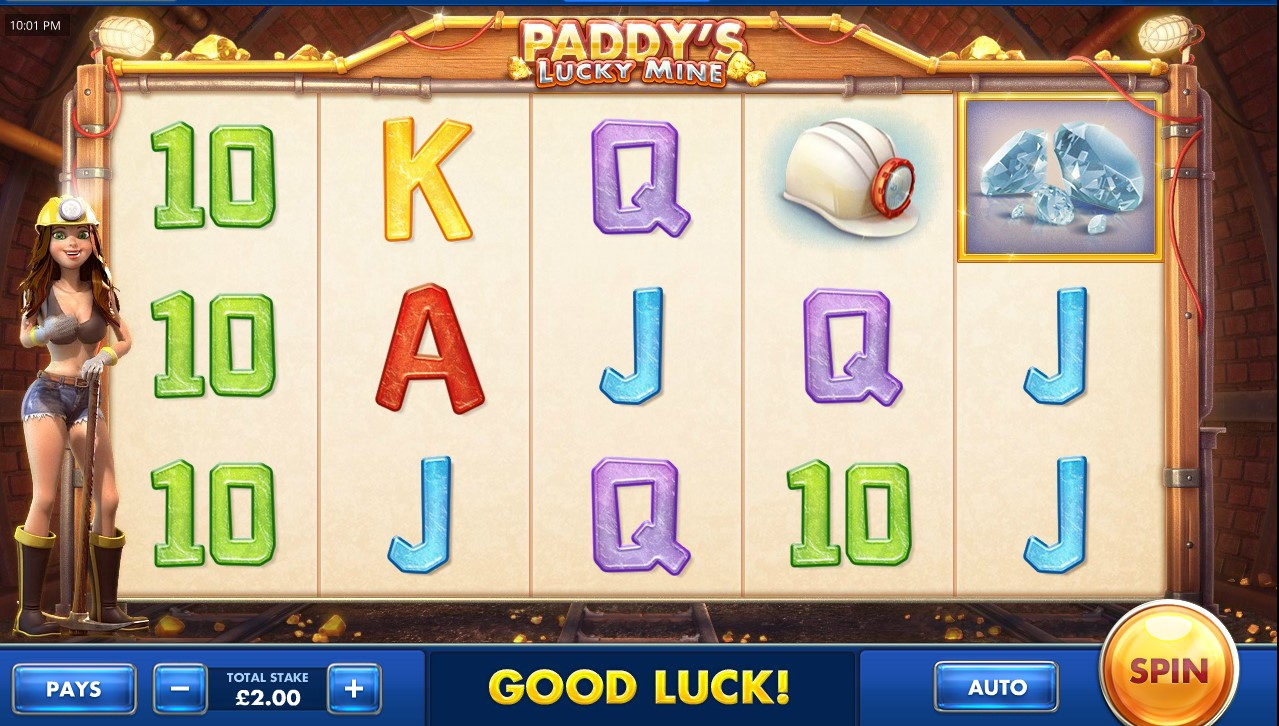 Paddys Lucky Mine demo