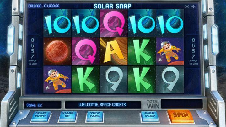 Solar Snap Slot