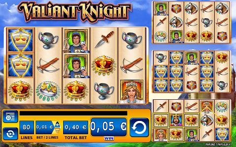 Valiant Knight demo