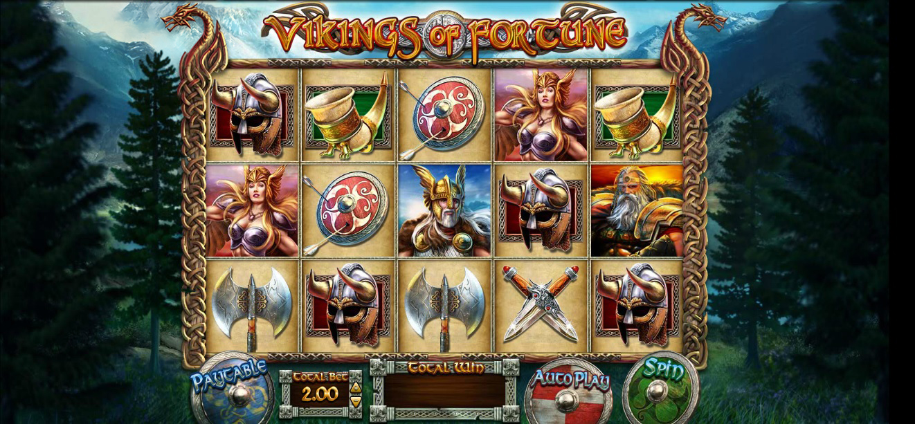 Vikings Of Fortune demo