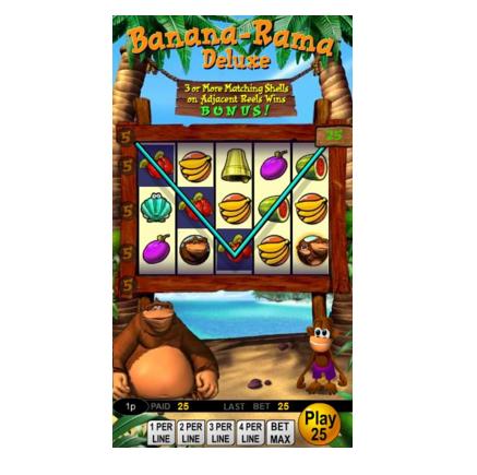 Banana Rama Deluxe demo