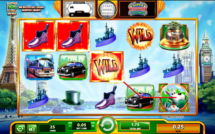 Spiele Super Monopoly Money - Video Slots Online