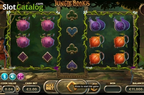 Jungle Books demo