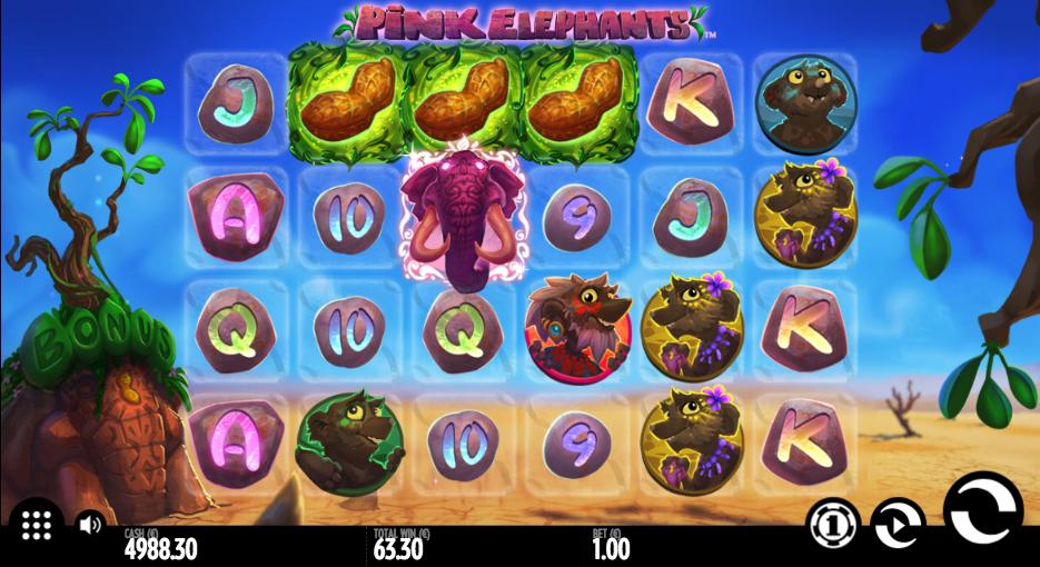 Pink Elephants slot