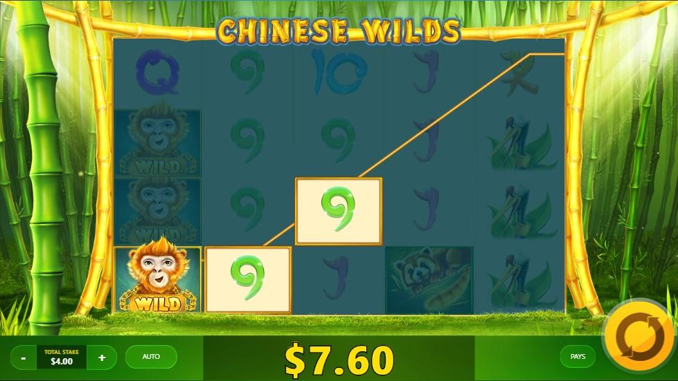 Chinese Wilds slot