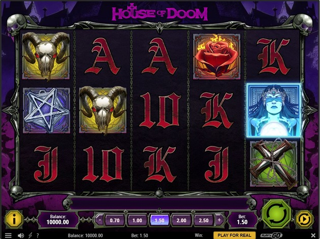 House of Doom demo