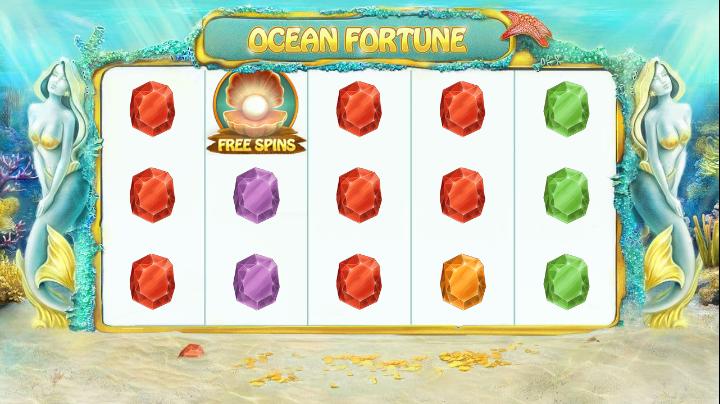 Ocean Fortune demo