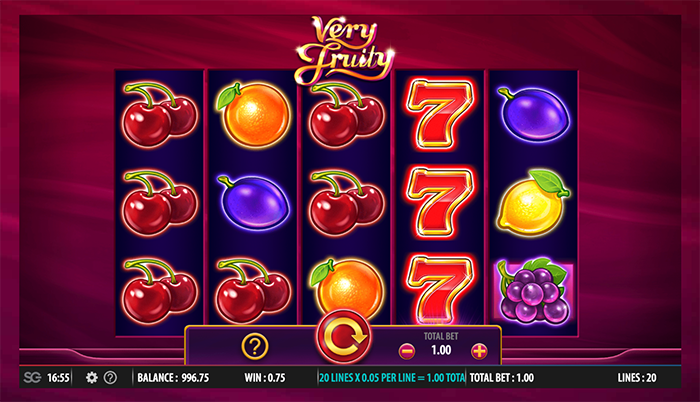 Very Fruity slot