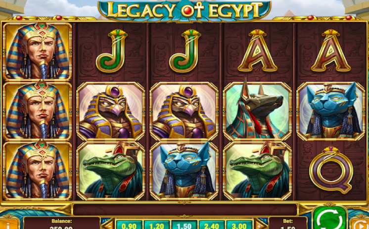 Legacy of Egypt demo