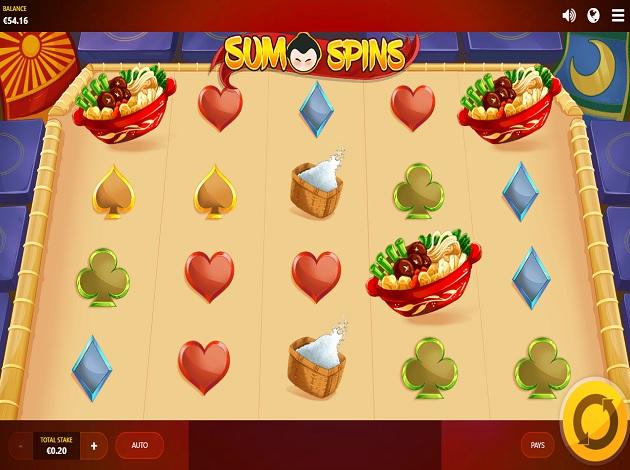 Spiele Sumo Spins - Video Slots Online