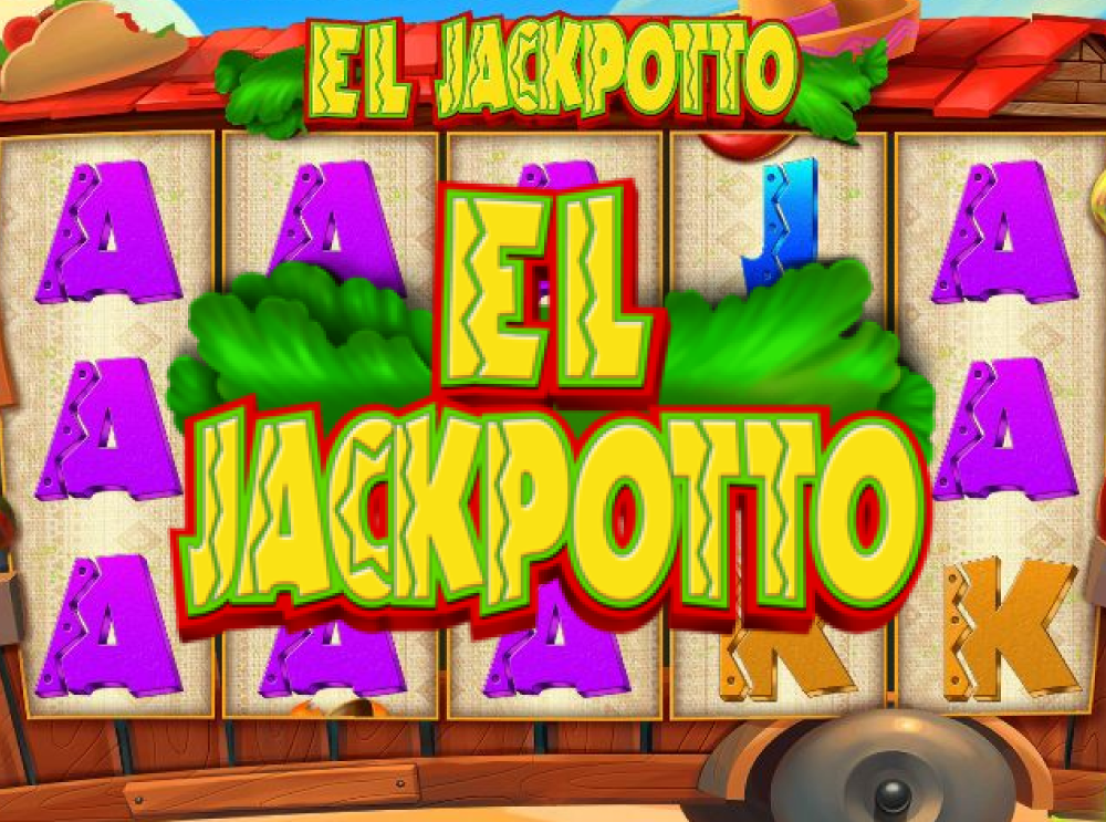 El Jackpotto slot