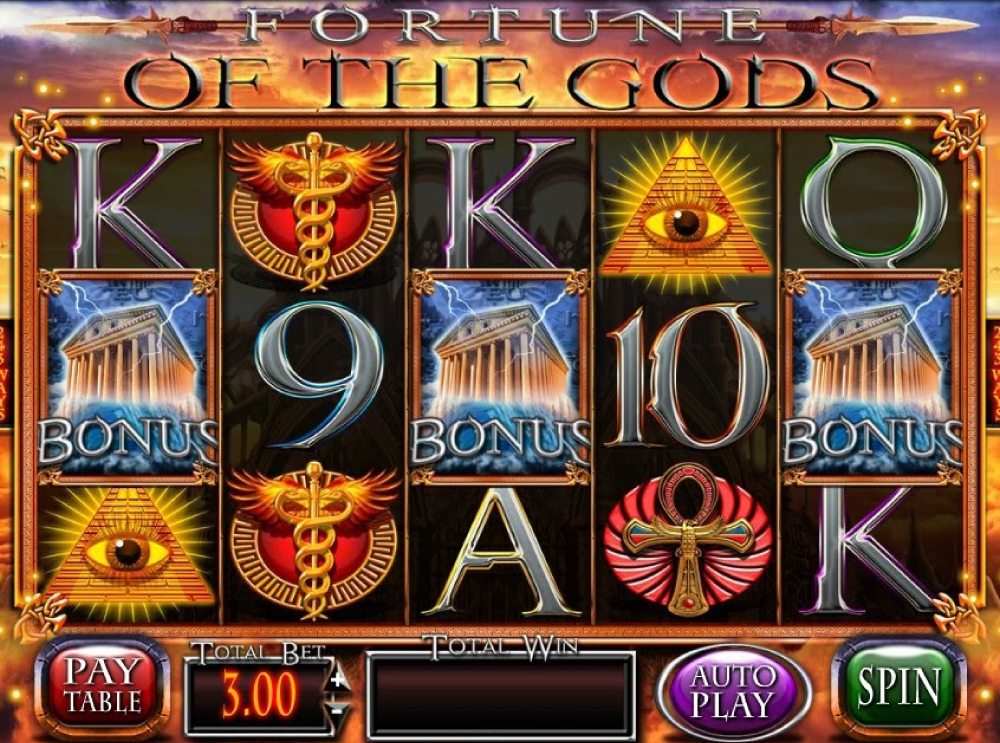 Fortune Of The Gods demo