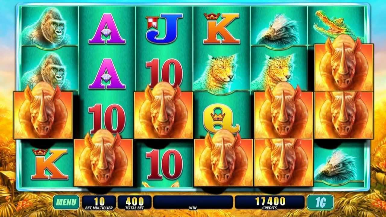 Rhino Slots
