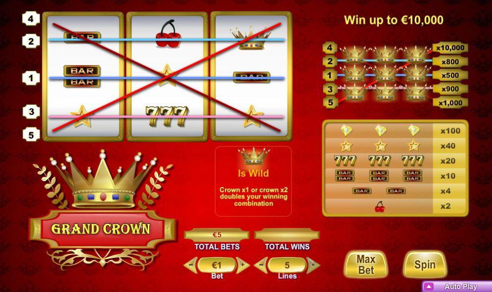 Grand Crown demo