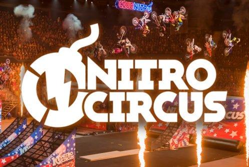 Nitro Circus demo