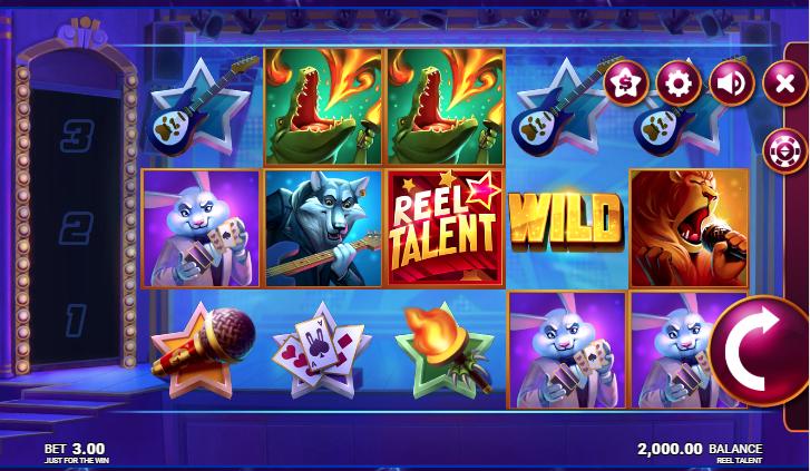 Reel Talent slot
