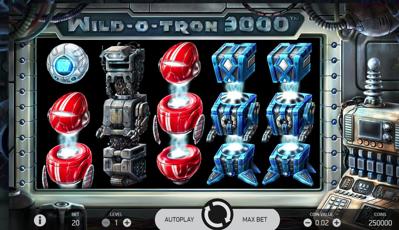 Wild-O-Tron 3000 slot