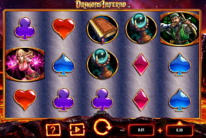 Dragon's Inferno demo