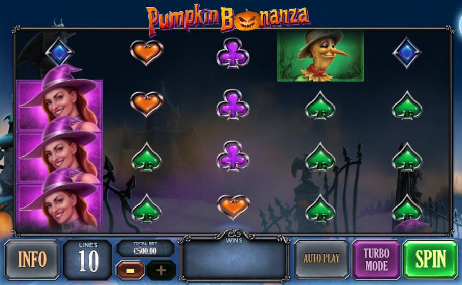 Pumpkin Bonanza demo