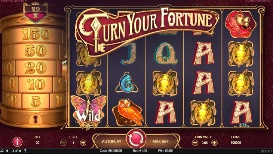 Turn Your Fortune demo