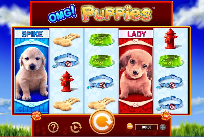 OMG! Puppies demo