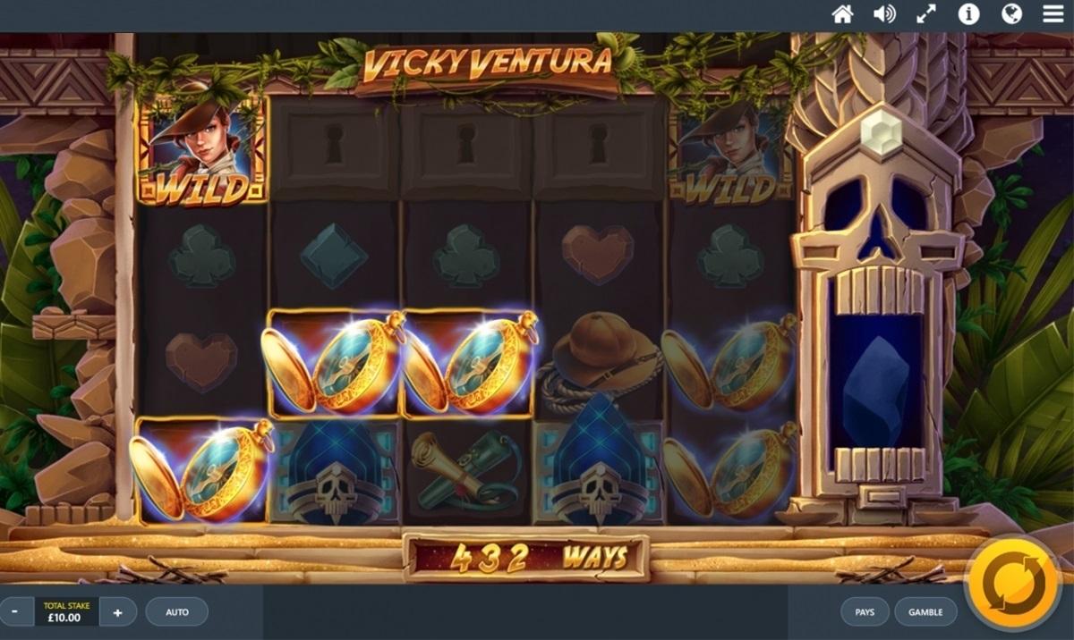 Vicky Ventura demo