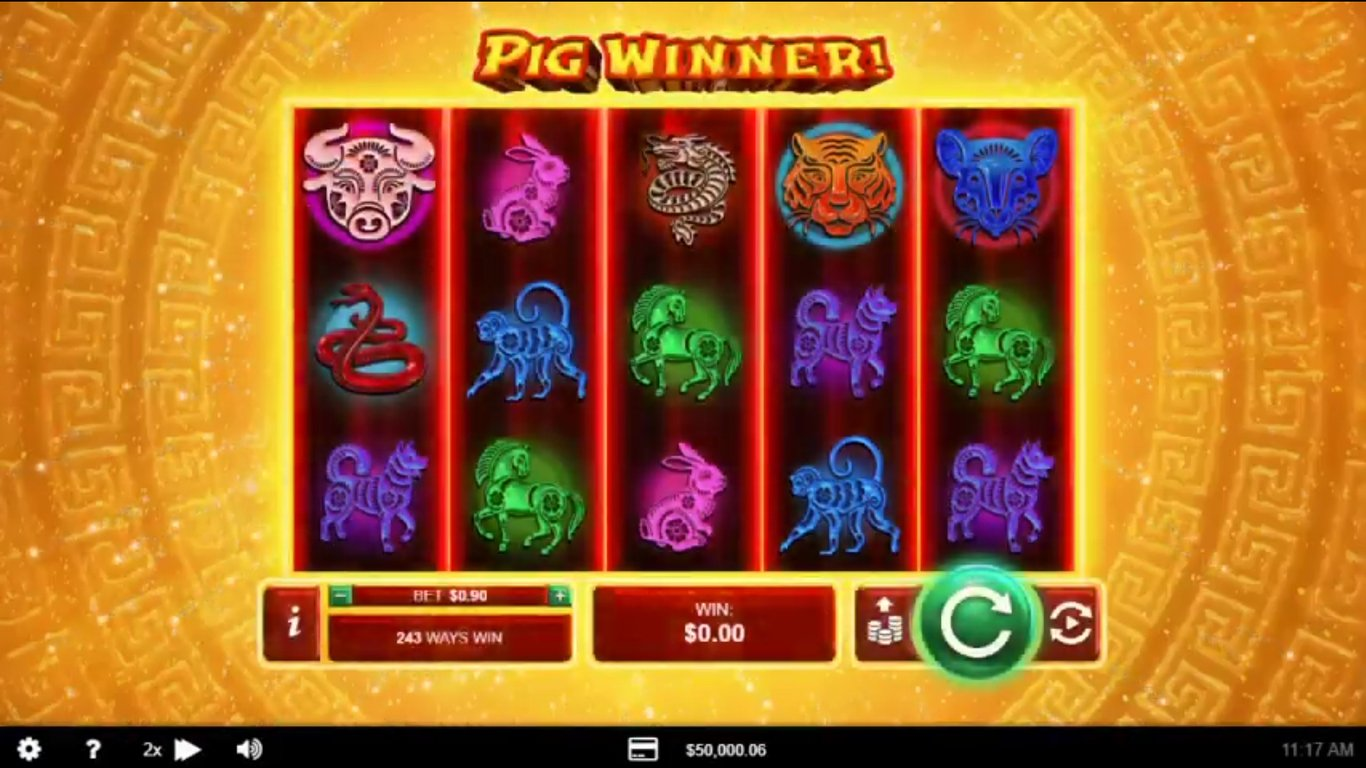 Pig Winner demo