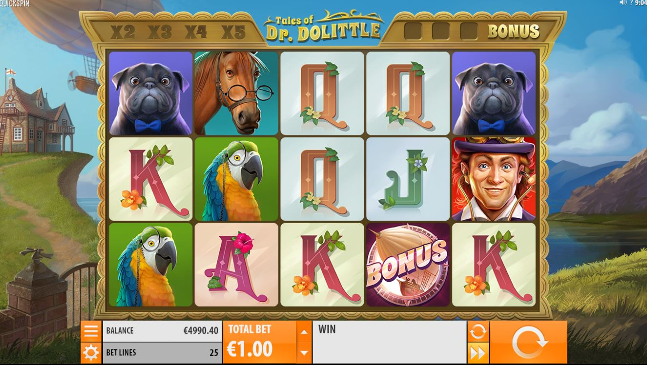 Tales Of Dr. Dolittle demo